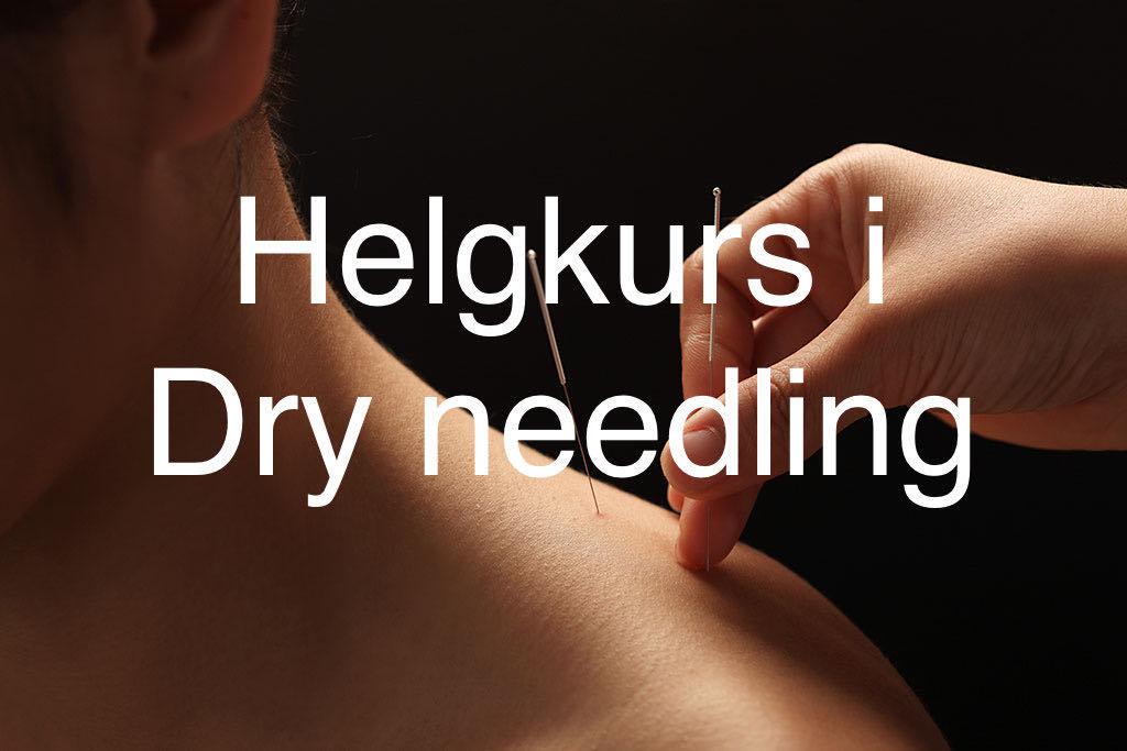 Dry Needling steg 1 1